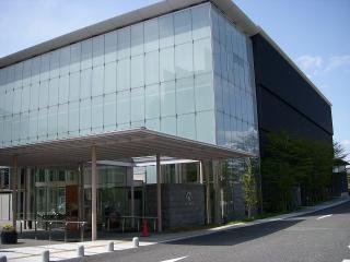 松本市美術館の外観