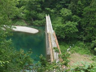 須砂渡ダム