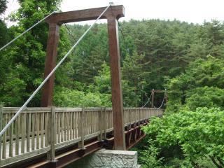 烏川渓谷緑地 烏川渓谷橋