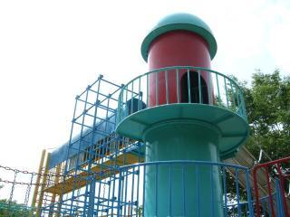 龍門渕公園 塔