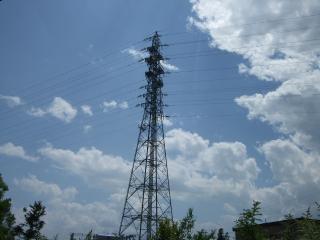 中部電力の変電所