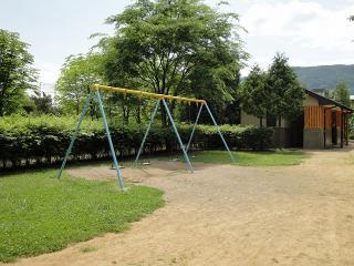 緑ヶ丘公園 ブランコ