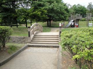 緑ヶ丘公園 橋