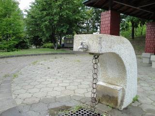 緑ヶ丘公園 水道