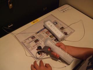 梓川テプコ館 Wii