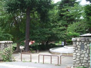 タコ公園 入口