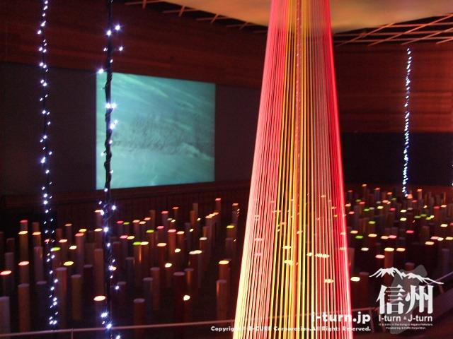 光の美術館2