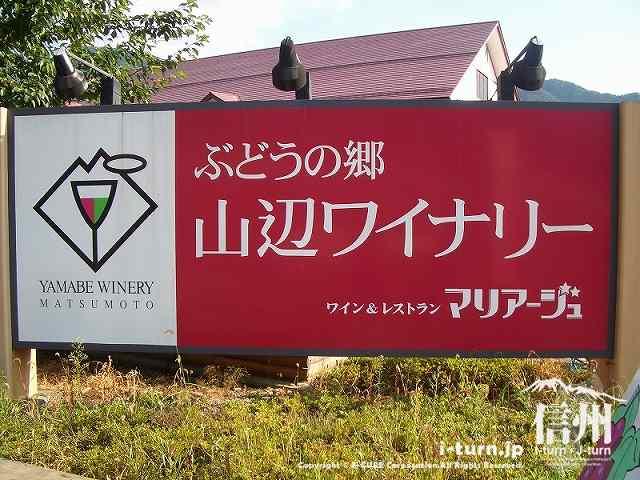 美ヶ原高原麓のワイナリー|山辺ワイナリー|松本市