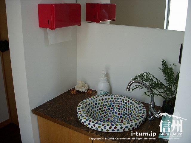 正祥の手洗い場