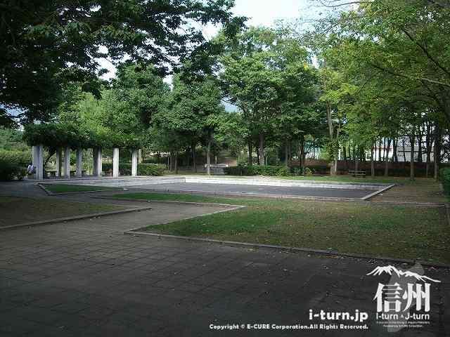 あがたの森公園 彫刻園