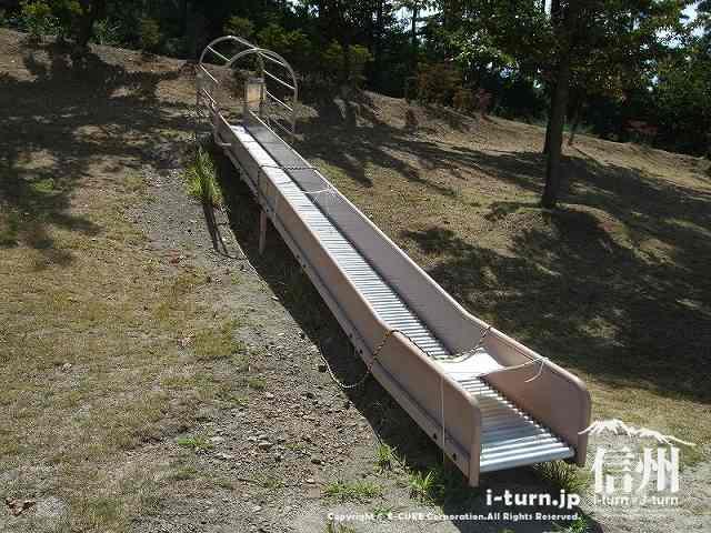 クラフトパーク 壊れたローラー滑り台