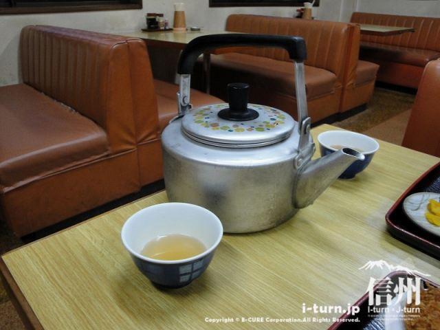さくら食堂 お茶