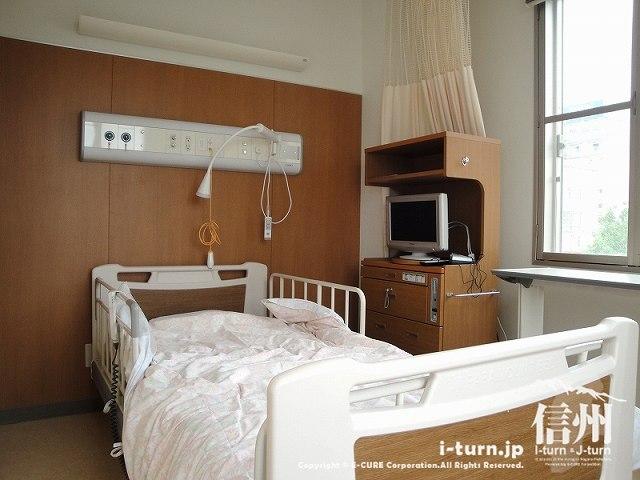 藤森病院 入院患者用ベッド