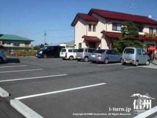 駐車場は20台
