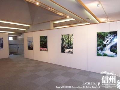 軽井沢観光会館 館内7
