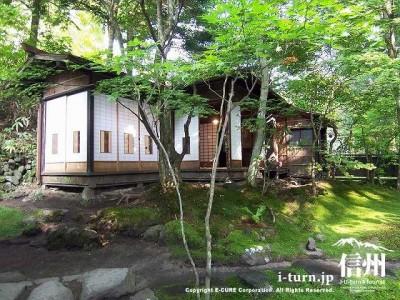 犀星の径・室生犀星記念館 旧居と庭内Ⅳ