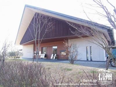 軽井沢大賀ホール ホール全景(正面)