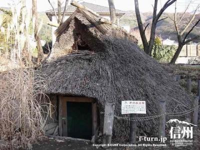 縄文時代の家