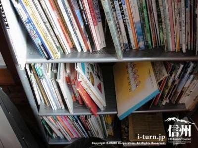 雑誌と子供向け絵本