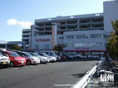 イトーヨーカドー南松本店の駐車場