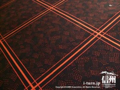 床は絨毯張り