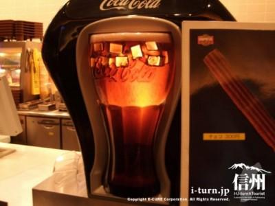 コカ・コーラのサーバー