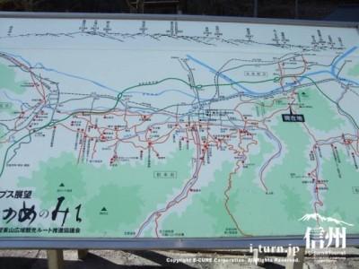 湯多里山の神周辺の地図