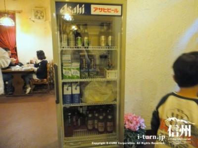 冷蔵庫(ドリンク用)