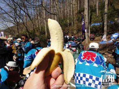 バナナが休憩には向いているそうです