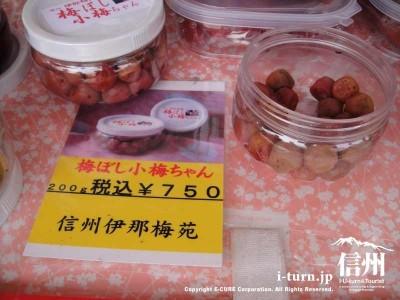 梅ぼし小梅ちゃん750円