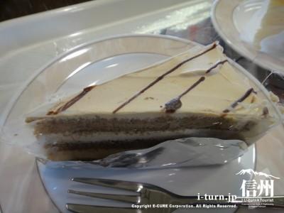 アールグレイ紅茶のケーキ