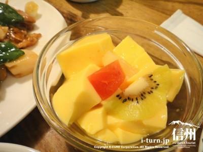 杏仁豆腐(黄)
