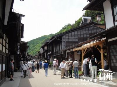 奈良井宿町並みⅡ