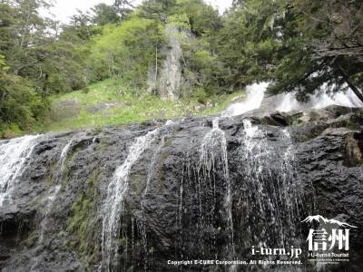 右側の滝Ⅱ
