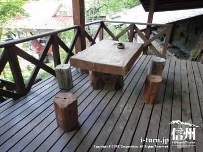 テーブルは数種類あります
