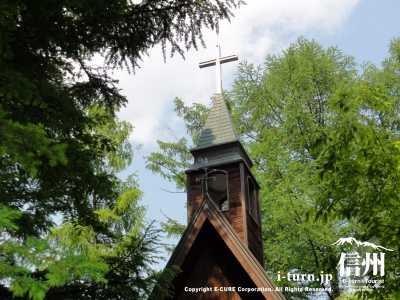 教会の塔屋