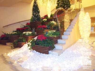 クリスマス飾り付