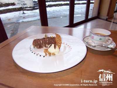 クリスマスオリジナルケーキ