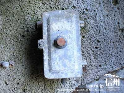 何のスイッチでしょう?
