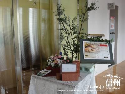 2階レストラン入口