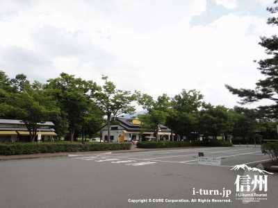 大型バスの駐車スペース