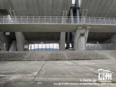オリンピックスタジアムゲート