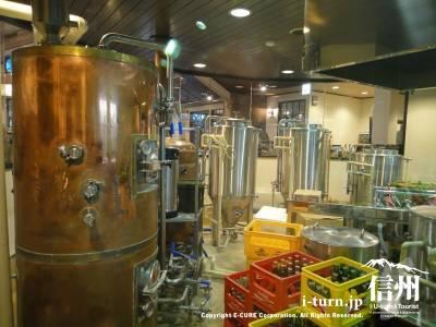 地ビールを製造している所