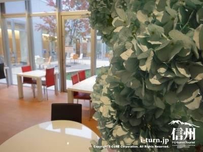 長野市民病院の院内レストラン