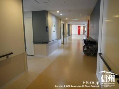 病室の廊下2