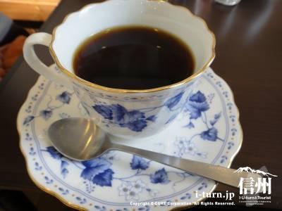 和かふぇびいんずのコーヒーマンデラリン