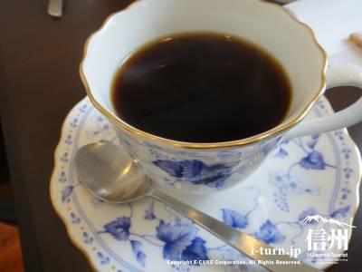 和かふぇびいんずのコーヒーブレンドの安らぎ