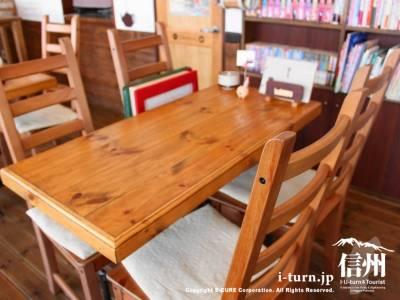 4人掛けテーブル&イス