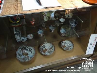 珍しい陶器でしょうか