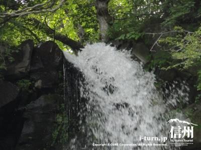千ケ滝の滝壷Ⅱ滝の淵